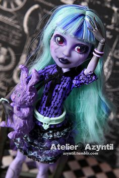 Monster High: Daughter of Darkness