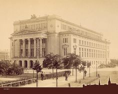Latvian National Opera in Riga.