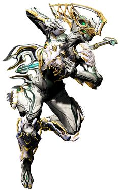 NYX PRIME Armed with Orokin technology, Nyx Prime ascends with god like psychic abilities, achieving true control in the battlefield.