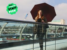 KAZbrella - Revolutionary Inside Out Umbrella by KAZ Designs — Kickstarter