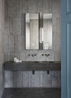 COCOON modern bathroom inspiration bycocoon.com | black stainless steel bathroom taps | modern freestanding bathtubs & basins | inox faucets | bathroom design products | renovations | interior design | villa design | hotel design | Dutch Designer Brand COCOON