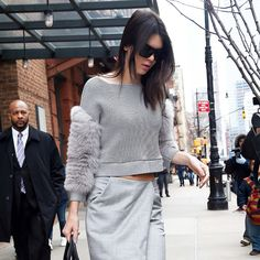 You'll Want to Wear Apron Pants Thanks to Kendall Jenner