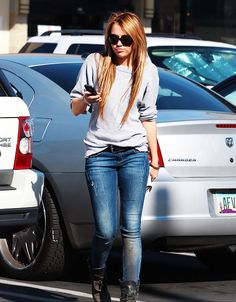 miley casual. Love combat boots