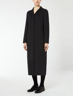 "Camelhair coat, black - ""RIALTO"" Max Mara"
