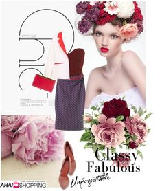 """Chic, Classy and Fabulous (Unforgettable)"" by malussieversii ❤ liked on Polyvore"