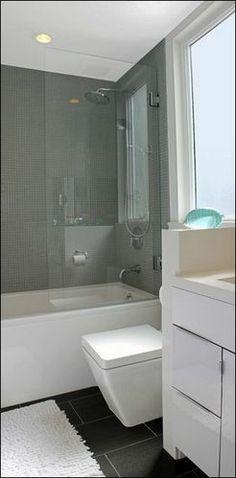 Small bathroom | interior design
