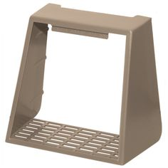 Builders Edge 140117774023 Animal Guard for 4' Vent 023, Wicker -- You can find more details by visiting the image link.