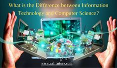 What is the Difference Between Information Technology and Computer Science? Architect Data, Architect Software, What Is Information, Discrete Mathematics, What Is Computer, Basic Programming, Number Theory, Solution Architect, Good Paying Jobs