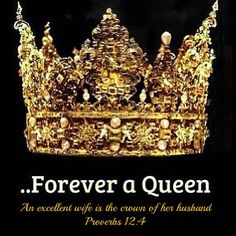 What's a Queen without a King? A Queen. Queen Crown, The Crown, I Am A Queen, King Queen, Proverbs 12, Invisible Crown, Im A Princess, Queen Of Everything, Queen Quotes