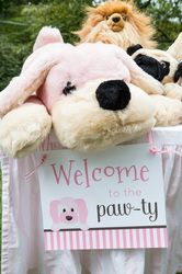 Philadelphia Party Planning: Puppy Birthday Party - Philadelphia Wedding and Event Planner