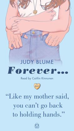 Is there a difference between first love and true love? Judy Blume's groundbreaking novel about teen sexuality has a fresh new audiobook treatment. Daughter Quotes, True Love, Audio Books, Good Books, First Love, Novels, Teen, Sayings, Reading