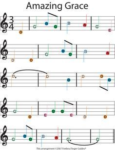 amazing grace for guitar | Easy Guitar Songs - Learn to Play Guitar Songs - Guitar Chords - Free ...