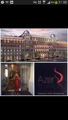 Make-up Artist Akademie Azer Palais Hansen Kempinski Estee Lauder, Loreal, Make Up, Artist, Travel, Viajes, Artists, Makeup, Destinations