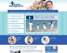 New Chiropractic Websites Just Launched – Christina Angelos, D.C. and more! | Perfect Patients