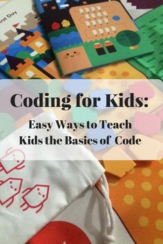 Teach kids to code at an early age and they will develop a foundation for critical thinking, problem-solving, and more! Coding and programing basics to get you started without a screen! via /goodenufmommy/ Kids Learning Activities, Science Activities, Educational Activities, Teaching Kids, Kindergarten Learning, Teaching Biology, Creative Activities, Stem For Kids, Science For Kids