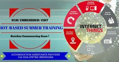 #Summer #training in the breakthrough technology called the #InternetOfThings #IoT #vlsi #embedded #cs #it by xinoesystems