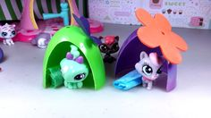 Easy DIY Custom LPS Doll Accessories: How to Make a Tiny Dog House for L...