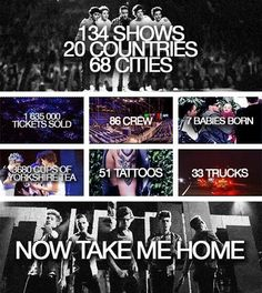 #tmhtourmemories. It's been a great one guys, next up Japan.