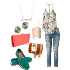 Casual-Everyday Outfit.
