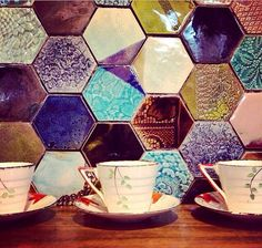 Exquisite Handmade Tiles By Guy Mitchell Design