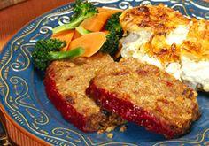 Meatloaf Recipe | Recipes | Mrs. Dash