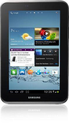 Samsung Galaxy Tab 2 7.0, P3110, WiFi, 8 GB, titanium-silver EAN 8806085207714 MPN GT-P3110TSADBT bei markt.de im Shop bei Happyspielzeug24 kaufen für 195€