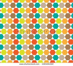Find Colorful Hexagon Pattern Seamless Geometric Background stock images in HD and millions of other royalty-free stock photos, illustrations and vectors in the Shutterstock collection. Thousands of new, high-quality pictures added every day. Hexagon Pattern, Geometric Background, Royalty Free Stock Photos, Colorful, Patterns, Illustration, Block Prints, Illustrations, Pattern