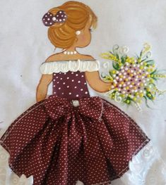 """Craft store Fabric paint & template and applique combined to create the """"look"""". Quilt Block Patterns, Applique Patterns, Applique Quilts, Applique Designs, Quilting Designs, Quilt Blocks, Embroidery Designs, Embroidery Applique, Embroidery Stitches"""