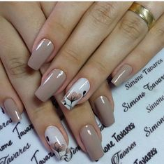 90 Powerful Early Spring Nail Art Designs for This Season 2019 90 Powerful Early Spring Nail Designs for This Season 2019 - # # 2019 Nude Nails, Nail Manicure, My Nails, Nail Polish, Acrylic Nails, Hair And Nails, Perfect Nails, Gorgeous Nails, Pretty Nails