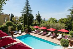 Time stood still at this quintessential hotel in Aix-en-Provence. This century Provençal house and its surroundings (member of Re. Aix En Provence, Provence France, Best Resorts, Hotels And Resorts, Best Hotels, Spa Offers, Hotel Offers, Spa Luxe, Luxury Spa Hotels