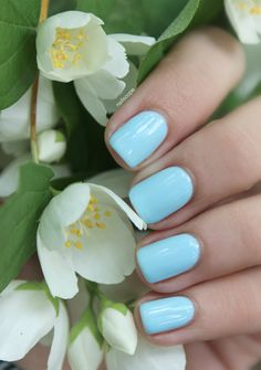 Hand & Nail Harmony Gelish - My One Blue Love