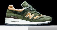 """New Balance 997 """"Dusty Olive"""""""