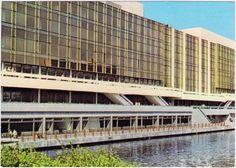 Ansichtskarte Mitte Berlin Palast der Republik 1976   eBay