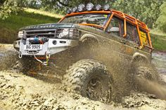 Monster Tuning : #LandRover #Discovery