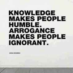 arrogant people funny quotes - Google Search