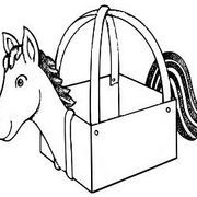 Young children love to play with and in empty boxes. Here's a quick and easy project that you can do with your kids, which will give them just one more reason to enjoy boxes. They'll create their very own horses for playtime or even for costumes. A great plus is that the craft will probably cost you nothing. Most likely you've already got all the...