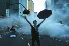 Don't Call Hong Kong's Protests an 'Umbrella Revolution' - The Atlantic