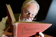 reading a christmas carol - Google Search