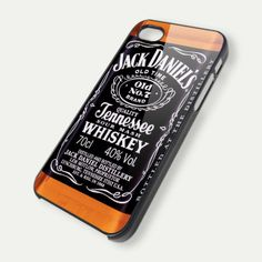 Jack Daniel's Whiskey 4/4s,5/5s/5c, Samsung Galaxy s3/s4 Case
