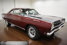 1968 Plymouth Road Runner For Sale at Classic Car Liquidators is listed at $27,999.00. Check out our classic car inventory.