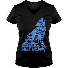 Wolf Wisdom T-shirt - Wolves Inspirational Tshirts #gift #ideas #Popular #Everything #Videos #Shop #Animals #pets #Architecture #Art #Cars #motorcycles #Celebrities #DIY #crafts #Design #Education #Entertainment #Food #drink #Gardening #Geek #Hair #beauty #Health #fitness #History #Holidays #events #Home decor #Humor #Illustrations #posters #Kids #parenting #Men #Outdoors #Photography #Products #Quotes #Science #nature #Sports #Tattoos #Technology #Travel #Weddings #Women