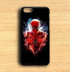 Spiderman 2016 Marvel Case for iPhone 6 Plastic / Rubber
