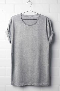 Long Line Unisex T-Shirt, Slouchy T-Shirt, Men's Long Line T-Shirt, Women T-Shirt Dress, by 13SameOnly on Etsy