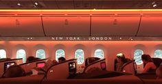 Virgin Atlantic Upper Class B787-900