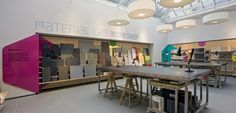 Dalziel and Pow - Work - Material Lab