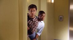 #Psych Caps Shawn And Gus, Shawn Spencer, James Roday, I Know You Know, Deadbeat, Usa Network, Funny Scenes, Great Tv Shows, Best Tv