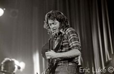 Rory Gallagher by Photographer Eric Luke