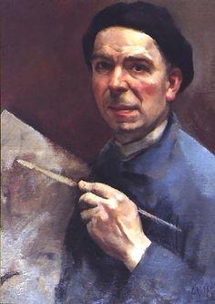 Abel Manta nasceu no dia 12 de outubro de 1888 na cidade de Lisboa. Foi pintor. Nos anos de 1904 a 1916 inicia seus estudos na Escola de Belas Artes de Lisboa