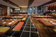 Jumeirah Emirates Towers Hotel - Dubai Restaurants - The Noodle House - Asian