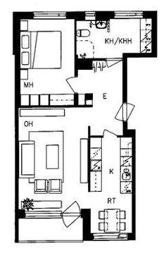 Pajamäentie, Pajamäki, Helsinki, 2h+k 59 m², SATO vuokra-asunto